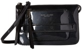 Marc Jacobs Madison Patent Crossbody Cross Body Handbags