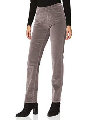 Brax Women's Carola SAMT Five Pocket Feminine Fit Sportiv Trouser,(Size: )