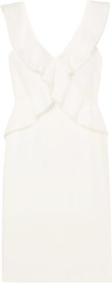 Jason Wu Lace-trimmed Crepe Dress