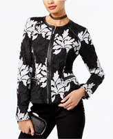 INC International Concepts Lace Jacket, Created for Macy's