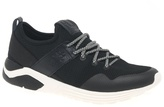 Fly London Black 'suba' Lightweight Sports Trainers