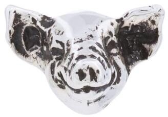 E.m. Pig Earring