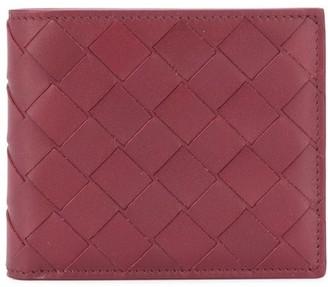 Bottega Veneta Intrecciato Weave Bifold Wallet