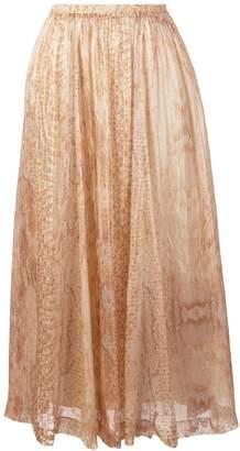 Forte Forte elasticated waist skirt
