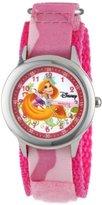 "Disney Kids' W000052 ""Princess"" Time Teacher Watch"