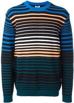 Kenzo stripe knitted sweater