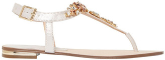 Forever New Bailey Jewelled Sandals