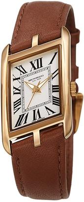 Bruno Magli Women's Leather Watch