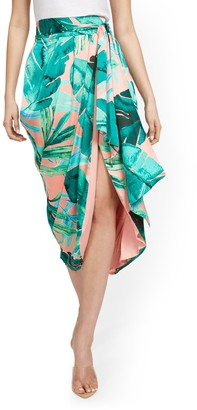 New York & Co. Sarong Skirt
