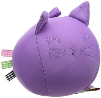 Minene Fun Bath Ball (Lilac Cat)