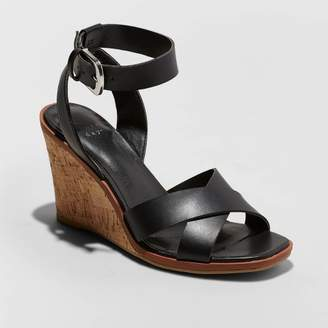 A New Day Women's Mel Cork Wedges