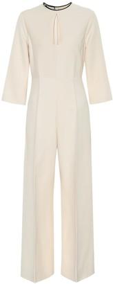 Gucci Silk-blend jumpsuit