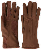 Isotoner Stretch Classics Fleece-Lined Gloves
