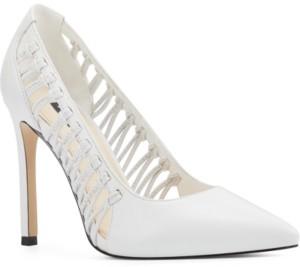 Nine West Tansy Woven Pumps Women's Shoes