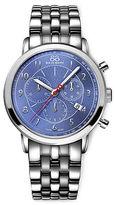 88 Rue du Rhone Mens Dark Blue Dial Watch