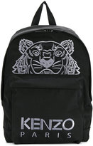 Kenzo Tiger canvas backpack - unisex - Nylon/Polyester - One Size