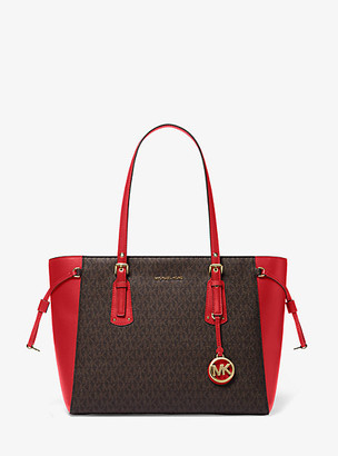 Michael Kors Voyager Medium Logo Tote Bag