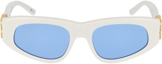 Balenciaga Eyewear Cat-Eye Frame Sunglasses