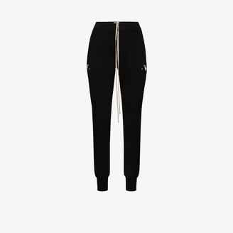 Rick Owens Heavy Jersey Track Trousers