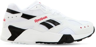 Reebok Classics Aztrek Faux Leather Sneakers
