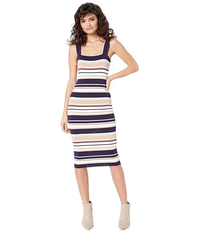 fa1b2b8ef2 Bardot Stripe Dress - ShopStyle