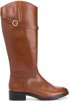 Högl Buckled Cowboy Boots
