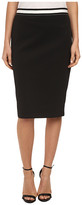 Vince Camuto Knee Length Pencil Skirt