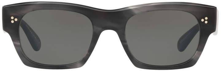 Oliver Peoples Isba Grey Sunglasses
