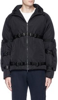 Cottweiler Buckle strap padded jacket
