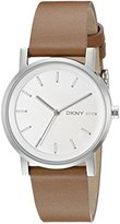 DKNY Women's NY2339 SOHO Brown Watch