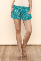 Lucy-Love Lucy Love Highway Emerald Bay Shorts