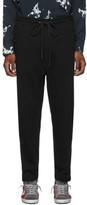 Ksubi Black Subscribe Lounge Pants