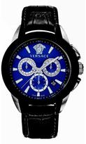 Versace Character Collection VQN010015 Men's Stainless Steel Quartz Watch