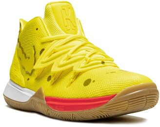 """Nike Kids Kyrie 5 """"Spongebob"""" sneakers"""
