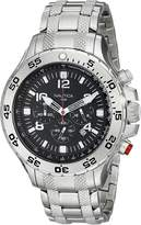 Nautica Men's 19508G NST Stainless Steel Watch