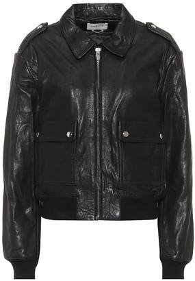 Etoile Isabel Marant Cadell leather jacket