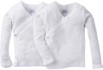 Gerber Size Newborn Unisex Long Sleeve Kimono - Baby