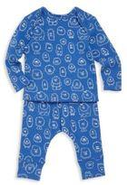 Stella McCartney Baby's Two-Piece Monster Top & Pants Set