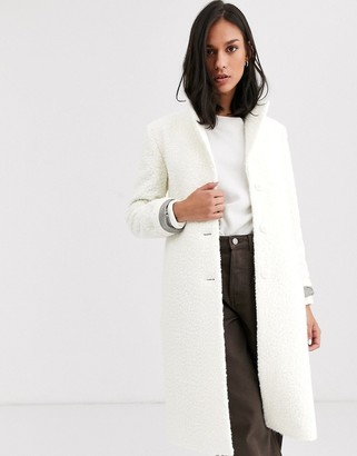 Gianni Feraud boucle coat