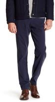 "Brooks Brothers Milano Dark Blue Dress Pant - 32-36"" Inseam"