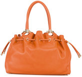 Salvatore Ferragamo drawstring tote - women - Calf Leather - One Size