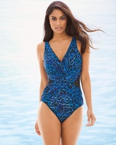 Soma Intimates Purrfection Crossover One Piece Swimsuit