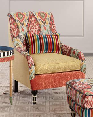 Mackenzie Childs MacKenzie-Childs Boheme Accent Chair