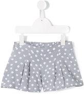 Le Petit Coco polka dot shorts