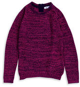 Dex Heathered Knit Pullover
