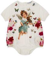 Dolce & Gabbana Angel Bodysuit