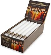 Bed Bath & Beyond 10-Inch Premium Wide Taper Candle in Pure White