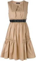 Twin-Set flared dress