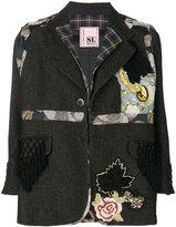 Antonio Marras Caban blazer jacket