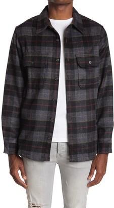 7 Diamonds Rushford Plaid Flannel Shirt